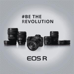 Canon anuncia sua nova geração de câmeras: o sistema EOS R