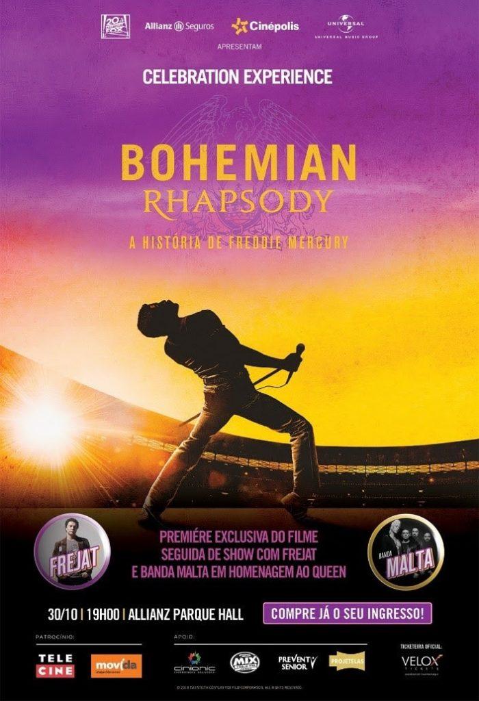Celebration Experience Bohemian Rhapsody