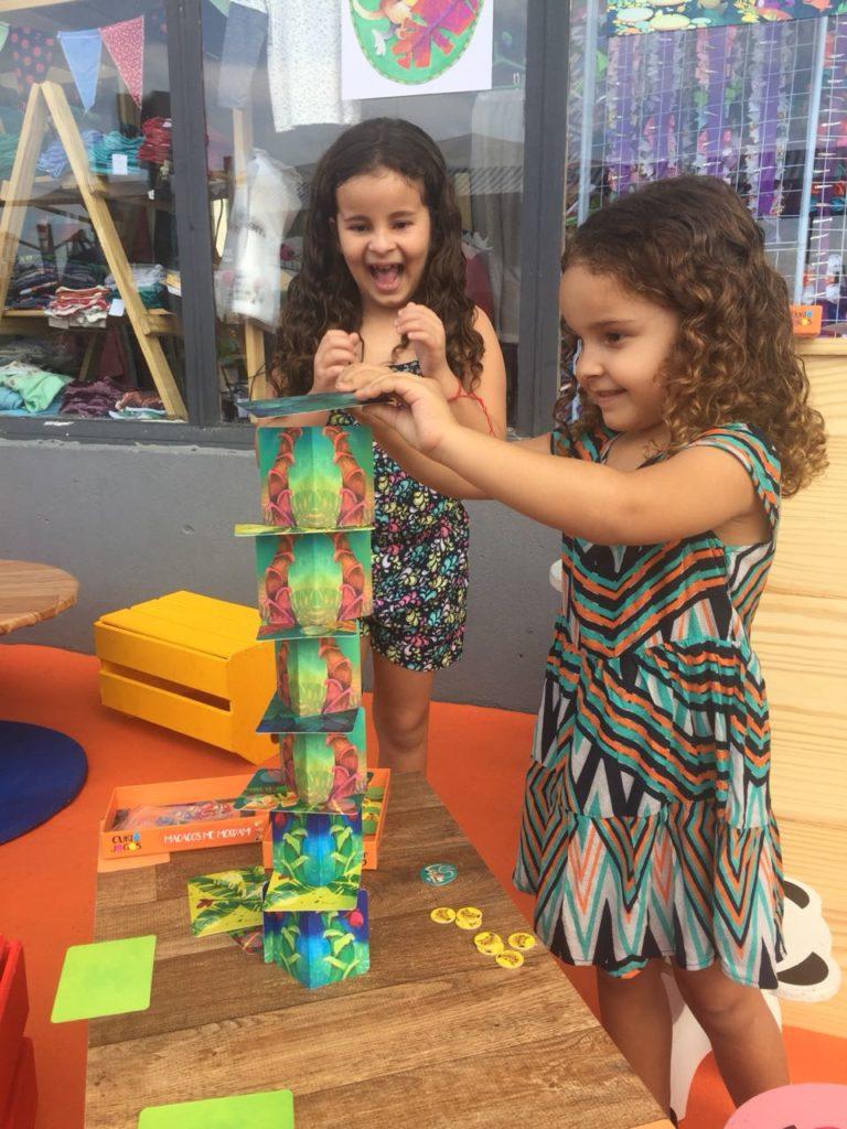 Dia das Crianças: Amigos da Praça no Mast