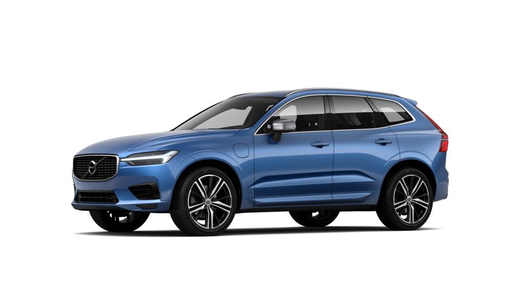 Volvo Cars apresenta o híbrido XC60 T8
