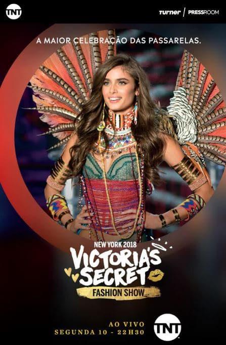 TNT Transmite com exclusividade Victoria's Secret Fashion Show