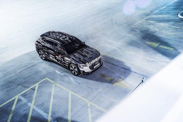 Audi transforma carro em plataforma de experiência de realidade virtual na CES