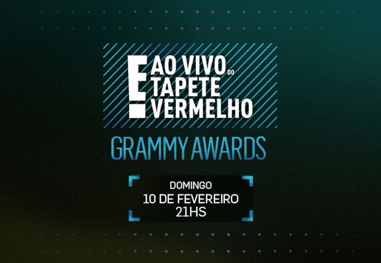 E! Entertainment - #tapetevermelhoe! no Grammy Awards 2019
