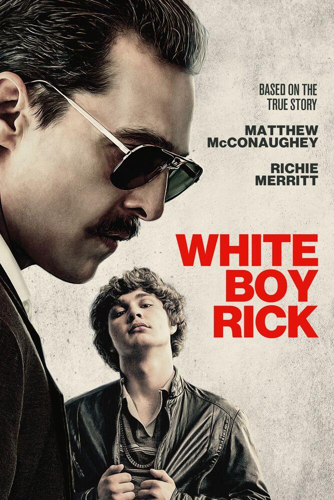 Matthew McConaughey estrela o drama 'White Boy Rich' lançamento no Streaming
