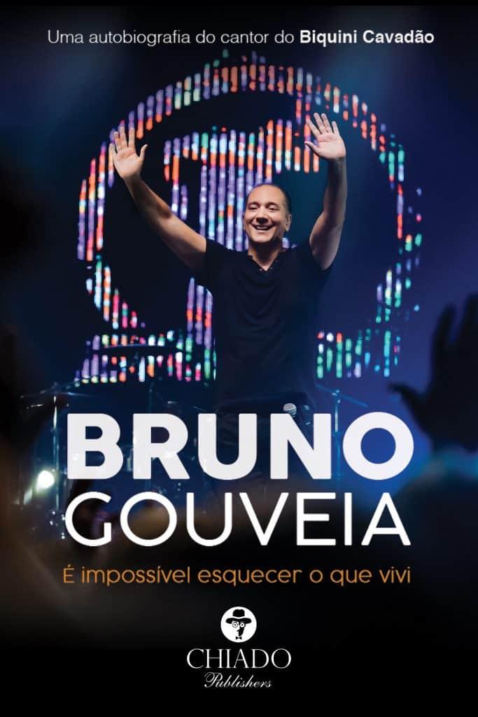 Bruno Gouveia lança é Impossivel esquecer o que Vivi