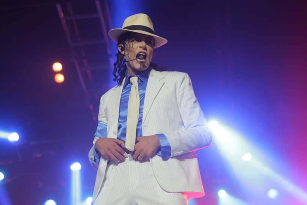 Rodrigo Teaser apresenta show inédito de tributo a Michael Jackson no Rio de Janeiro