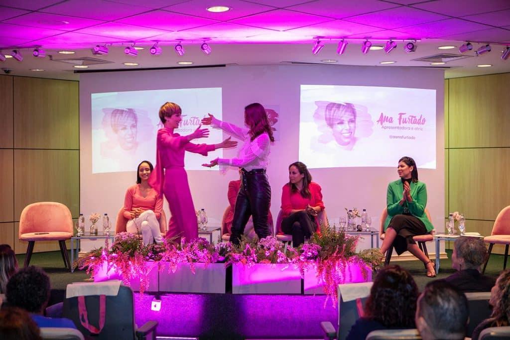 Outubro Rosa! Piccadilly promove evento com presença de Ana Furtado e Sabrina