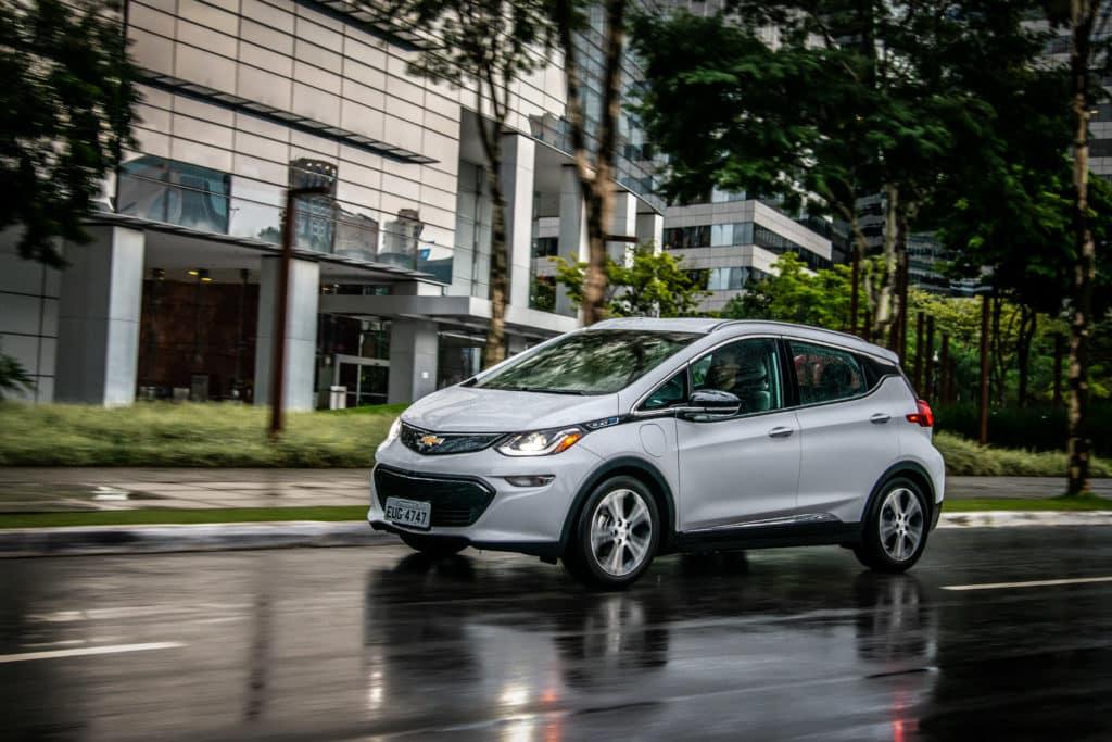 Pré-venda do Bolt EV começa em 12 cidades