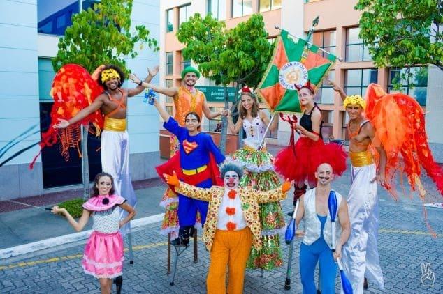 Carnaval do Downtown aconteceneste sábado