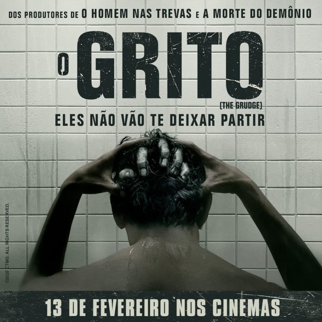 O Grito (The Grudge, 2020)
