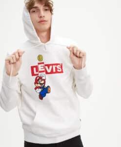Levi's® e Super Mario conheça a collab