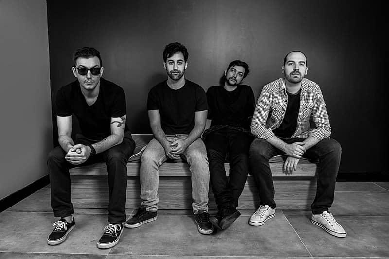 A banda Stevens volta à cena após oito anos