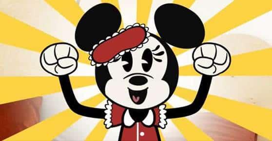 DISNEY - Uma Manha Com Minnie Mouse