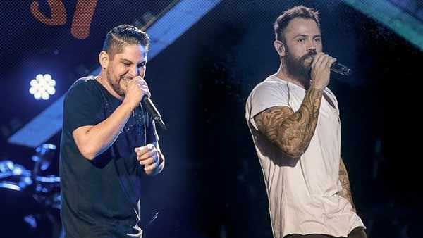 Canal Like transmite show de Jorge & Matheus ao vivo