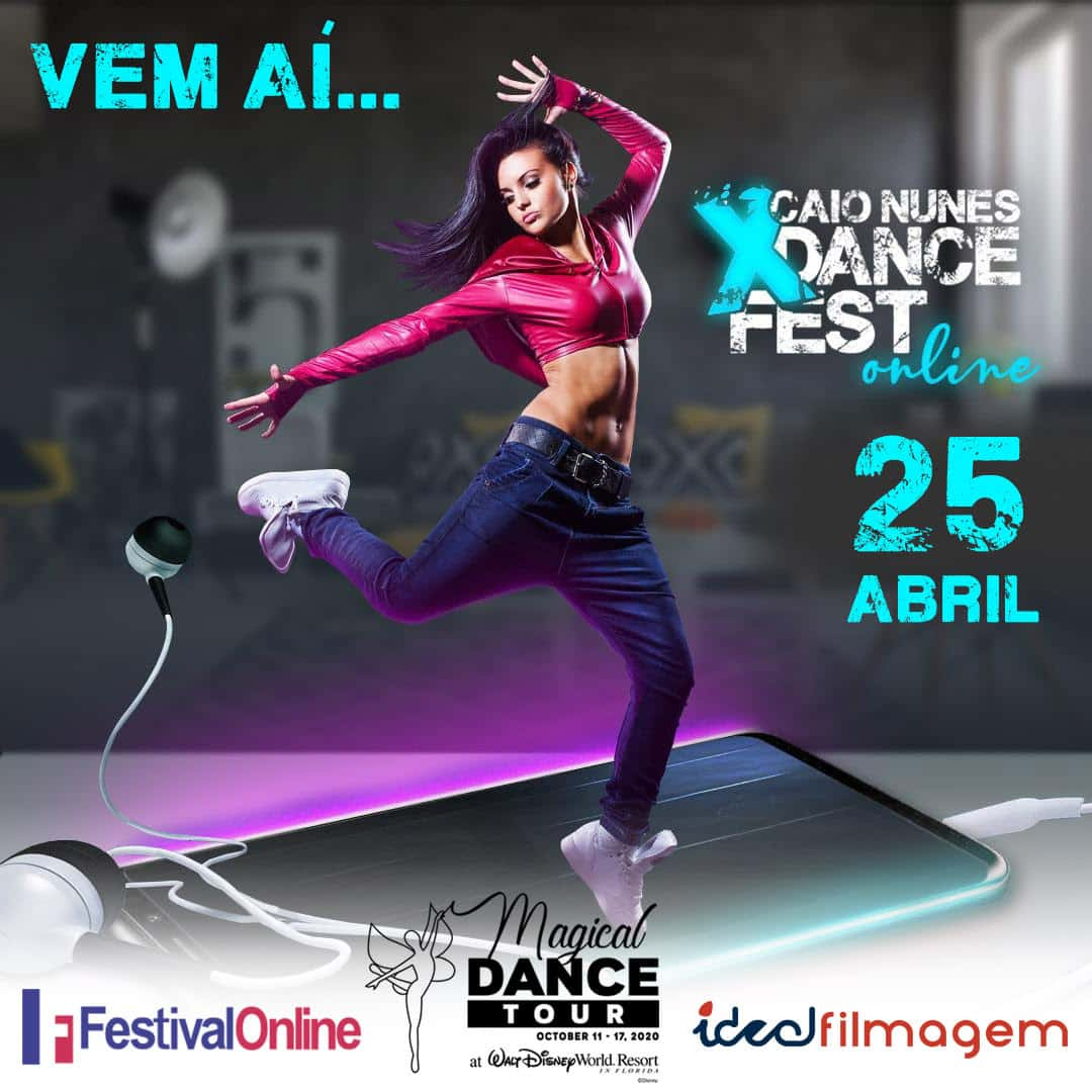 Festival de Dança Online: X Dance Fest Online