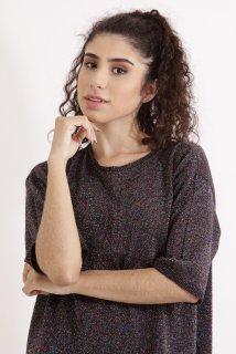 Andressa Toledo no Show de Talentos do Cine Estrelas