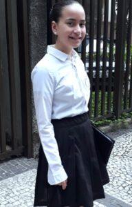 Ana Clara no Show de Talentos do Cine Estrelas