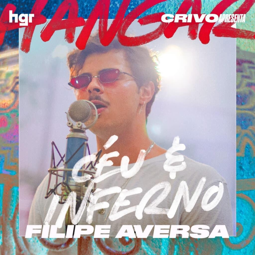 "Aversa, aposta da Warner Music Brasil, lança clipe de ""Céu e Inferno"""