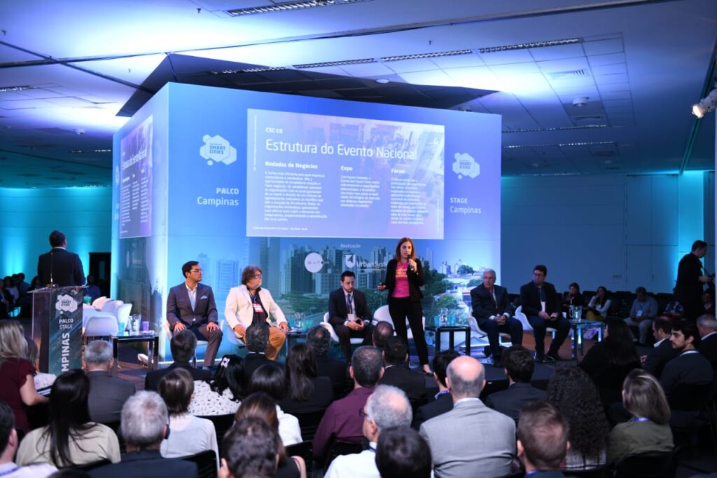 Série online do Connected Smart Cities e Mobility