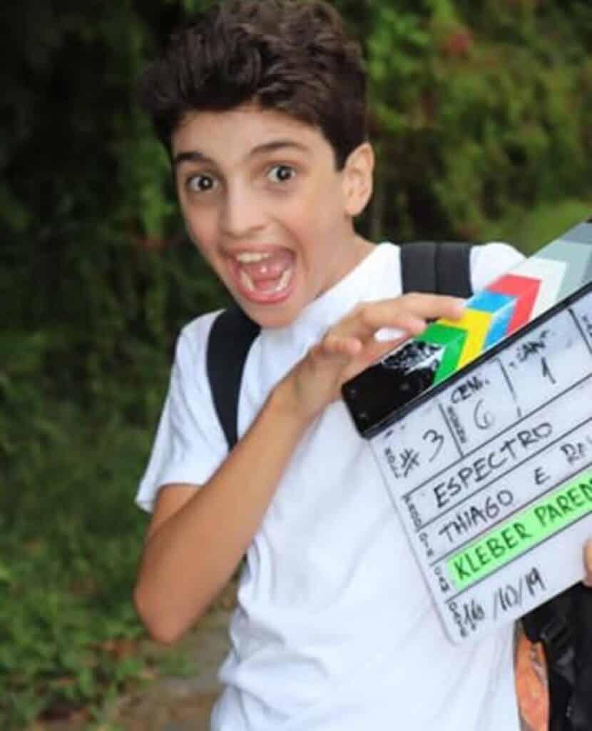 Vinicius Pieri no Show de Talento do Cine Estrelas
