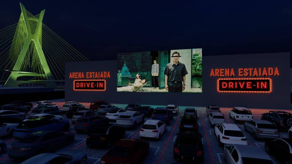 arena drive in