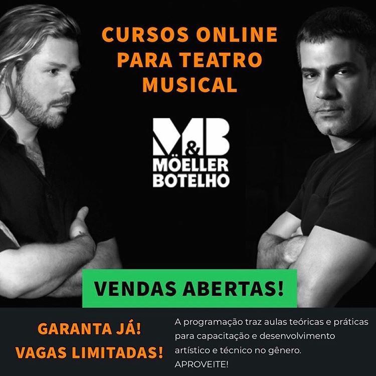 M&B Cursos Online para Teatro Musical