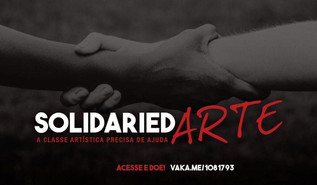 SolidariedArte a Classe Artística precisa de ajuda