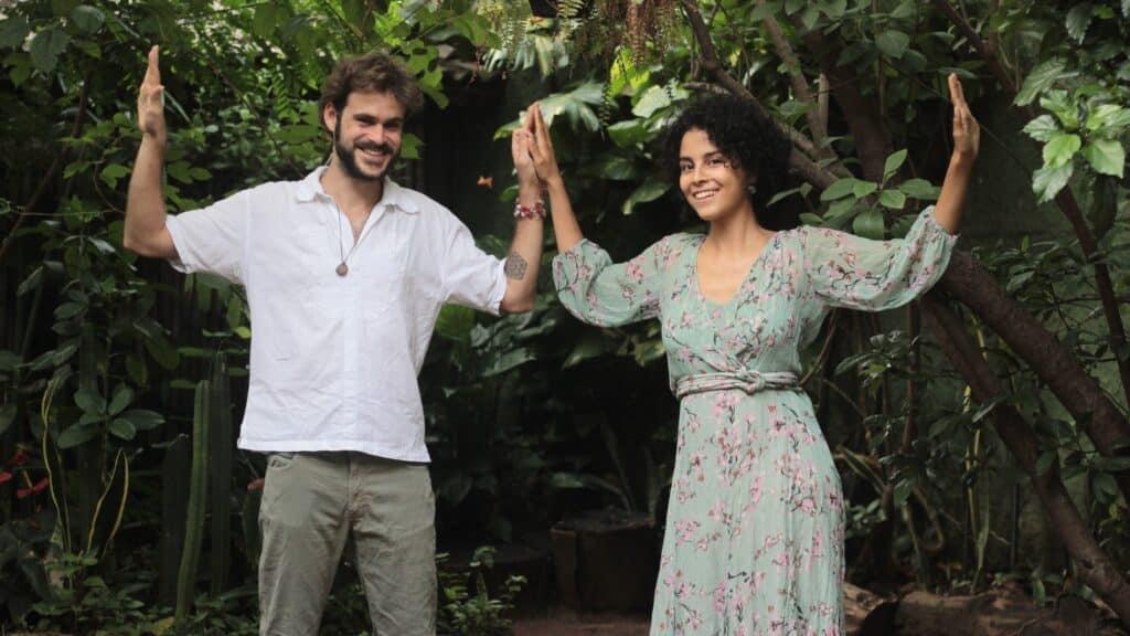Projeto Seiva, imersão criativa da duplaGustavito e Laura Catarina, tem estreia de sucesso