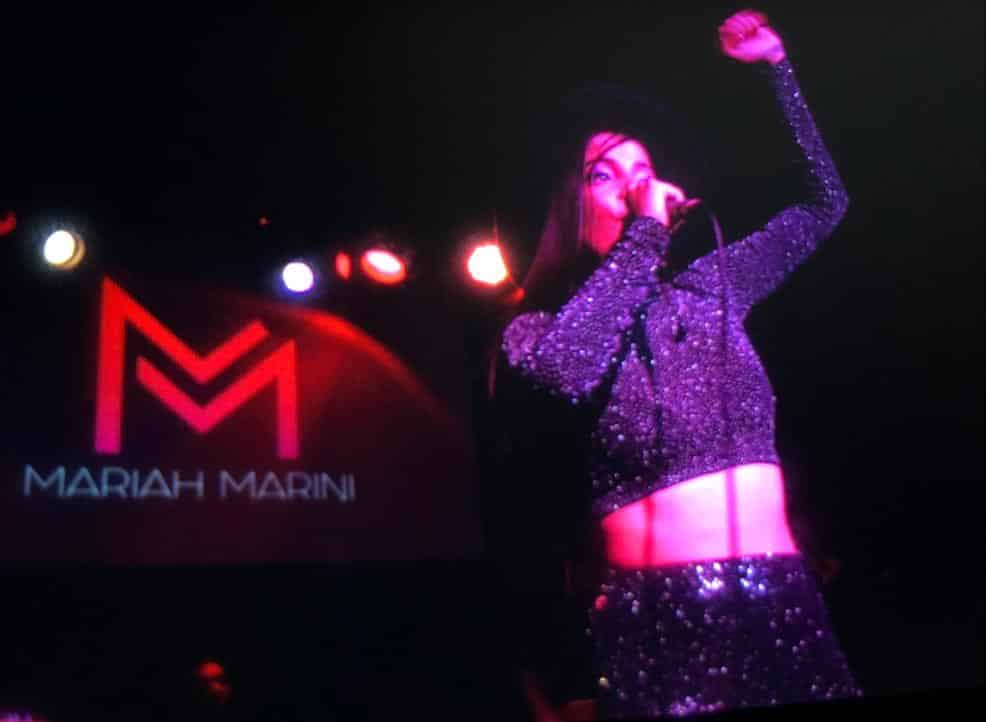 Mariah Marini uma aposta da nova cena musical