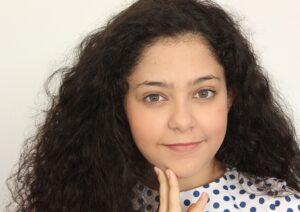Erin Borges é a idealizadora do projeto 'Artistinha Solidário'