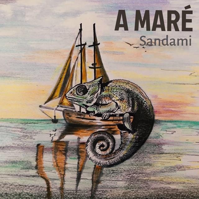 """Sandami lança nesta sexta """"A Maré"""", single autoral que reflete os altos e baixos da vida"""