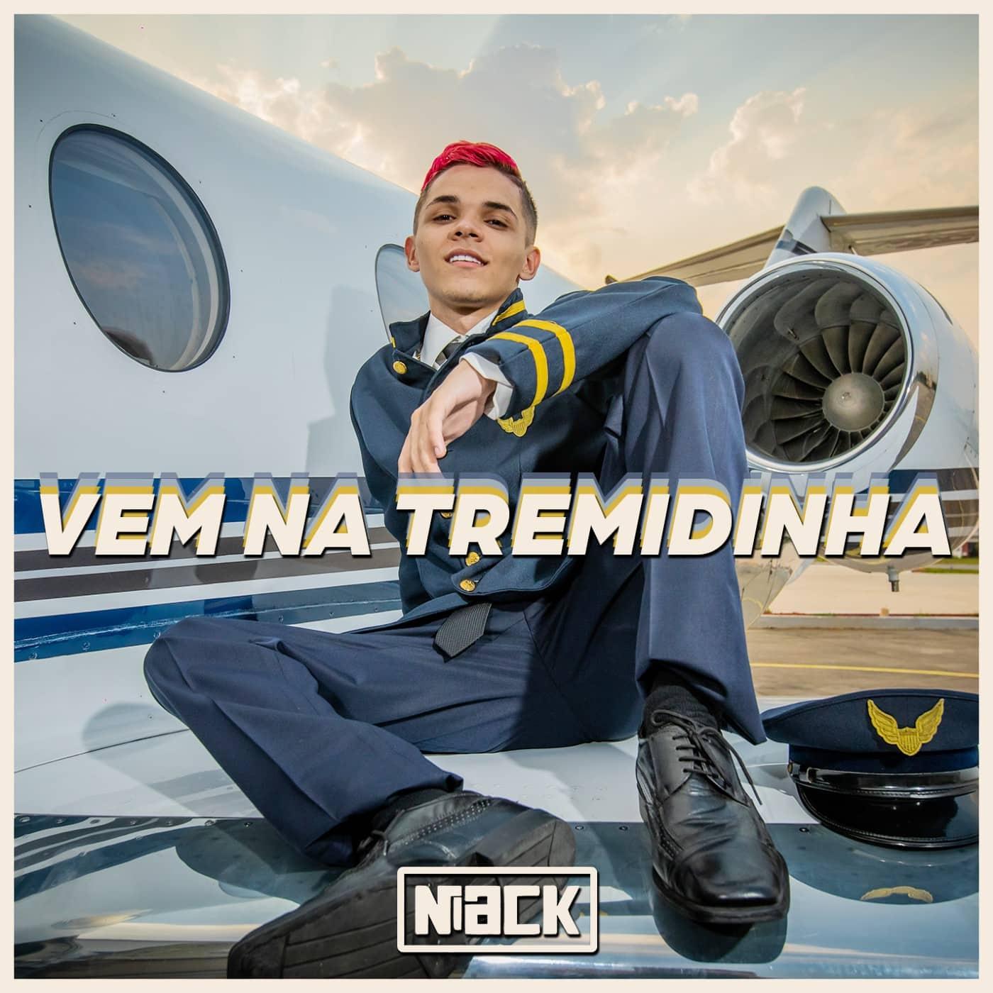 "Niack lança ""VEM NA TREMIDINHA"" com a Warner Music Brasil"