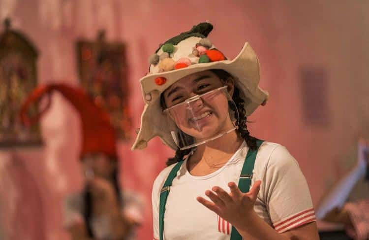 Clarah Passos integra o elenco de 'João e Maria – O Musical'
