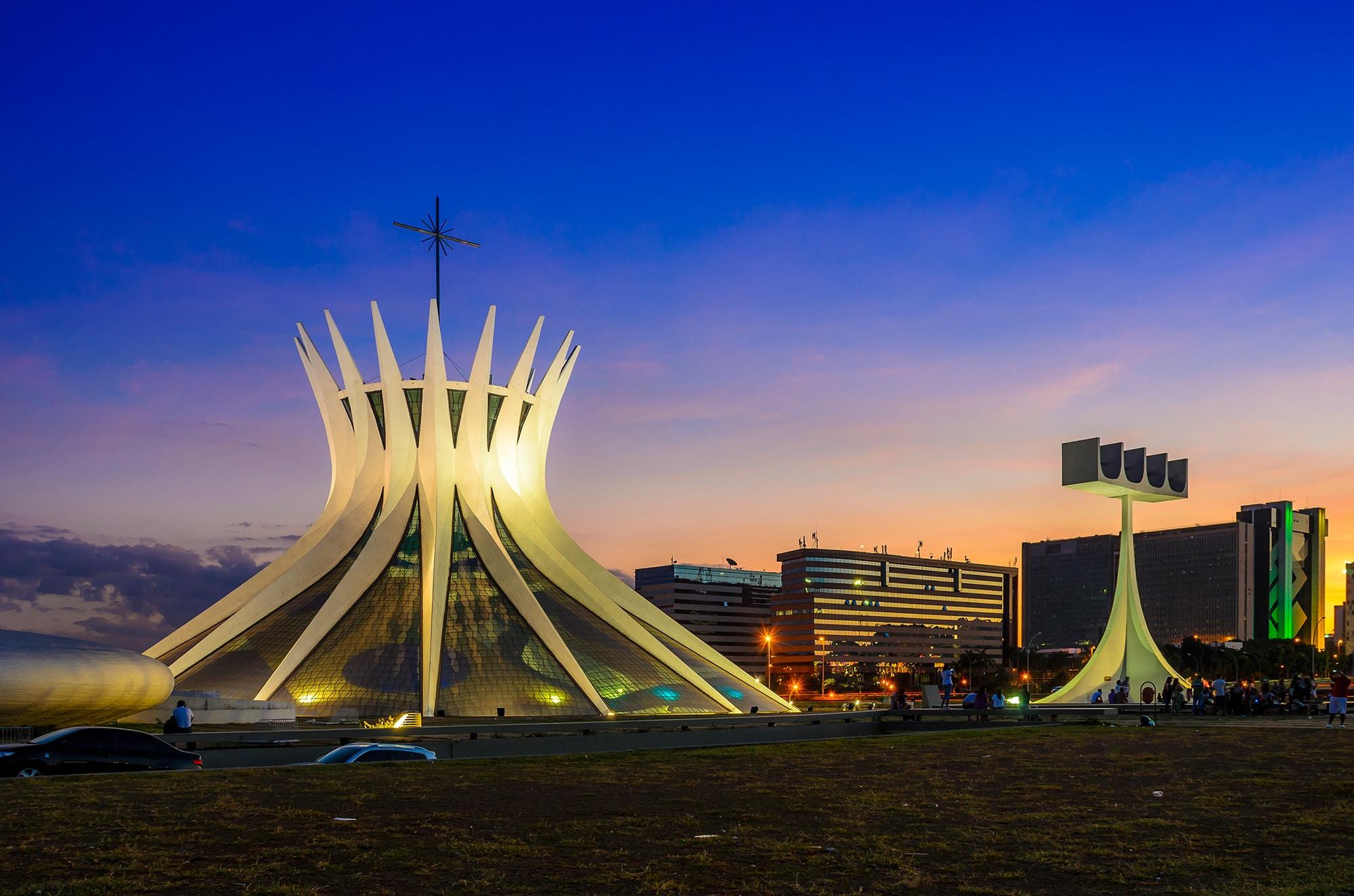 Curta Brasília na Globo