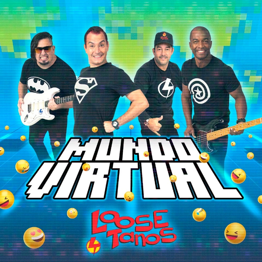 """Loose Tanos lança single e vídeoclipe de """"Mundo Virtual"""""""