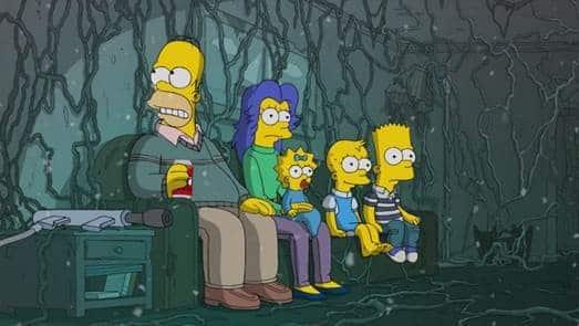 SIMPSONS ganha especial de Halloween com episódios de terror