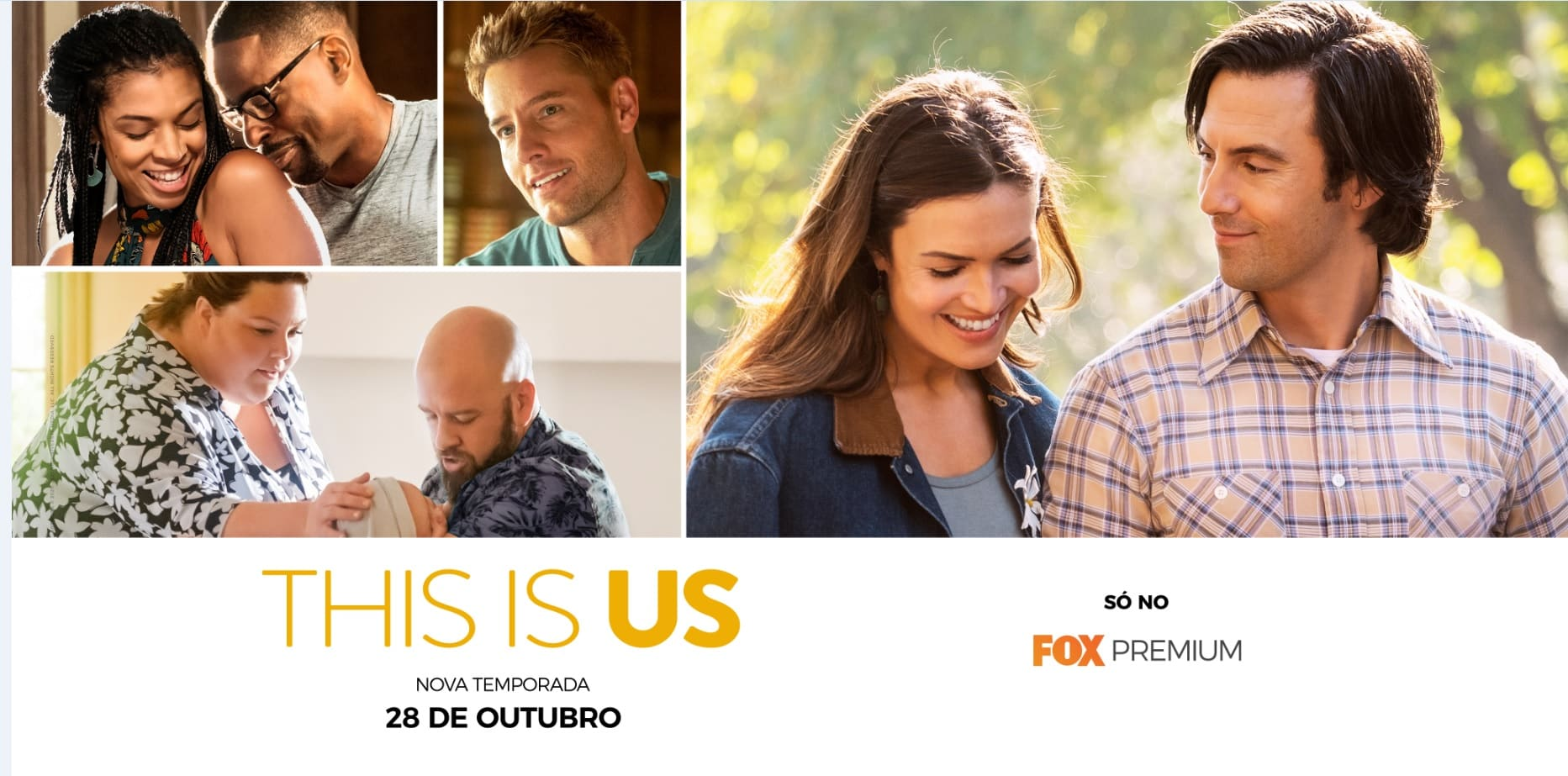 THIS IS US - Árvore Genealógica dos Pearson