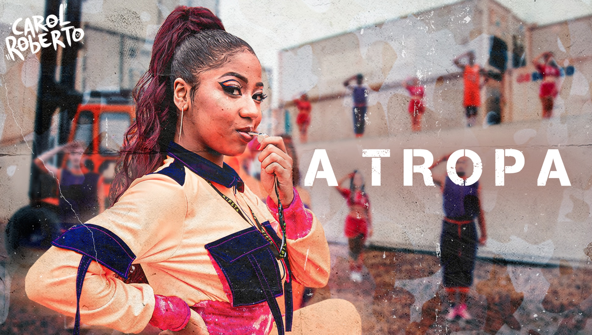 Cantora teen Carol Roberto lança videoclipe e música 'A Tropa'
