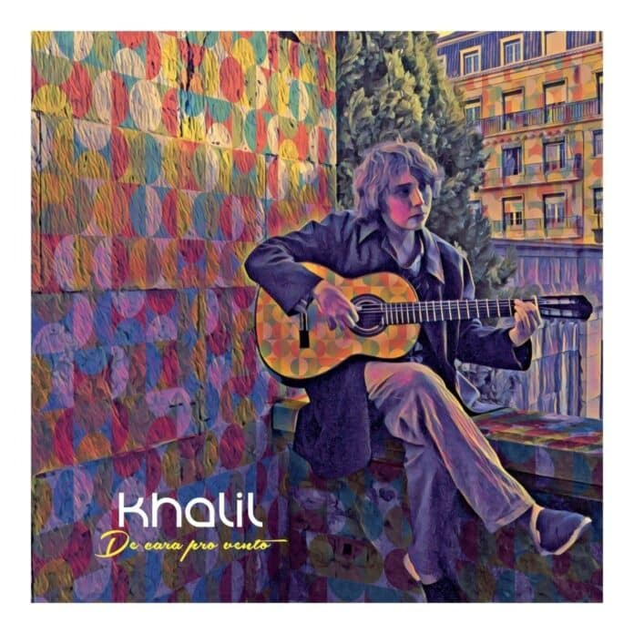 Khalil lança CD de estreia De Cara pro Vento