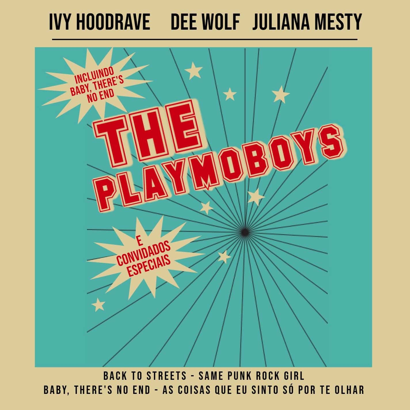Playmoboys lança EP com parcerias internacionais