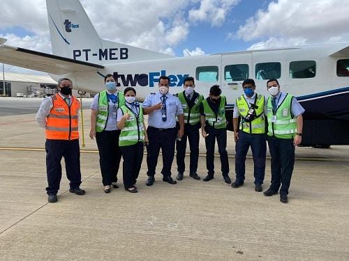 Paraty e Angra recebem primeiros voos comerciais daAzulConecta