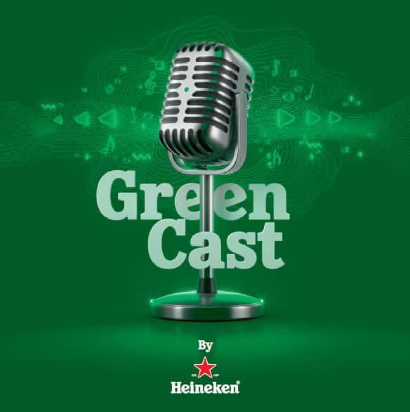 Heineken® Green Cast