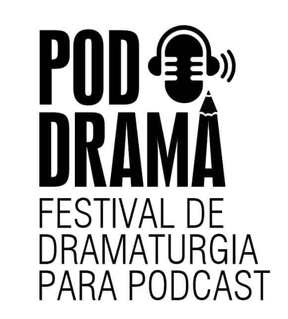 O Primeiro Festival de Podcast para autores brasileiros Aulas de dramaturgia, produção, publicação de Podcasts, Festival de Lives e um concurso com premiação ao final Inscrições de 26 de janeiro a 12 de fevereiro O resultado será no dia 19 de março