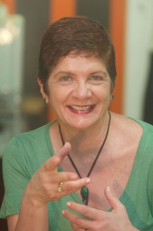 "Ana Kfouri participa do ciclo virtual  de palestras gratuitas ""Lab Corpo Palavra"" dia 28/02"
