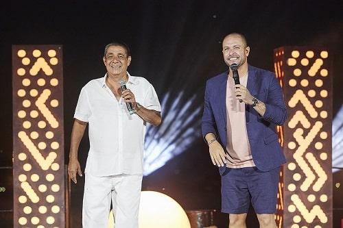 """Diogo Nogueira segue convidando o verão a se achegar com o lançamento do álbum """"Céu"""", o segundo da trilogia audiovisual """"Samba de Verão"""" nesta sexta, dia 5 de fevereiro"""