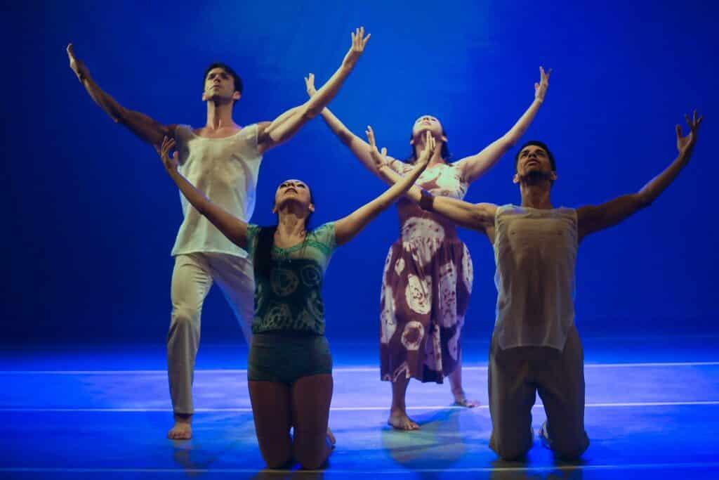 Principais nomes da dança mundial em evento brasileiro
