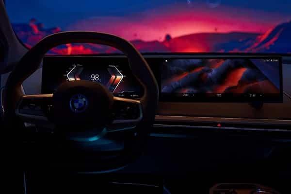 A BMW anuncia nova versão inteligente do iDrive