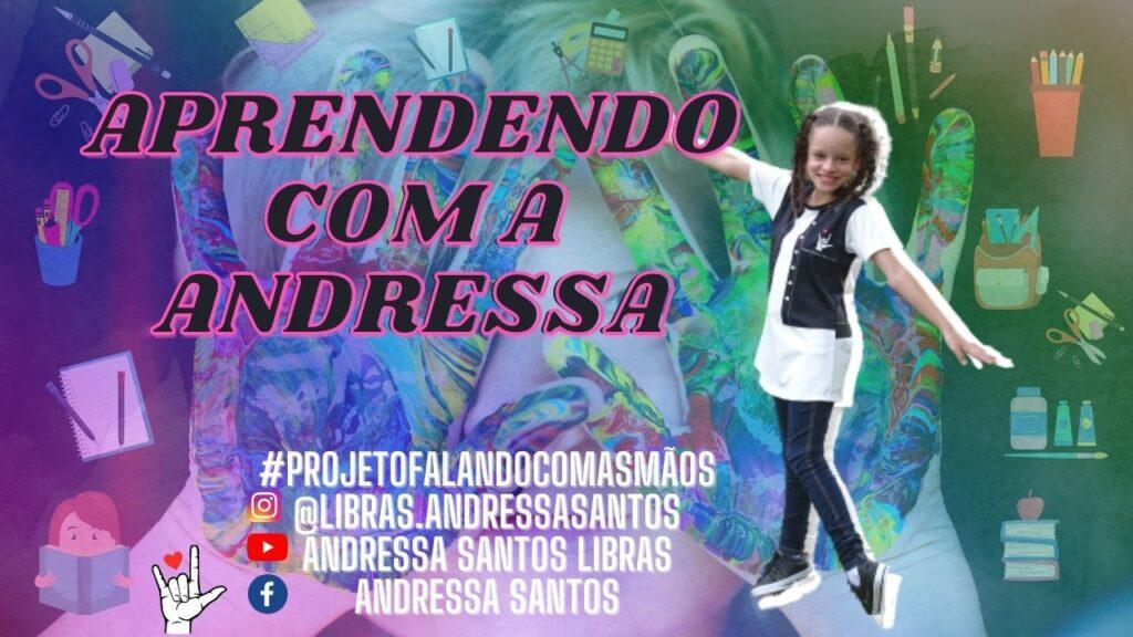 Andressa Santos Libras
