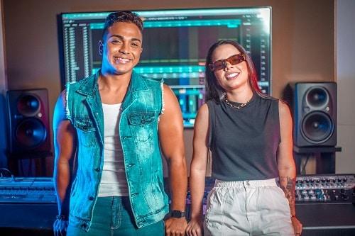 Maria Clara e Matheus Lima lançam parceria musical