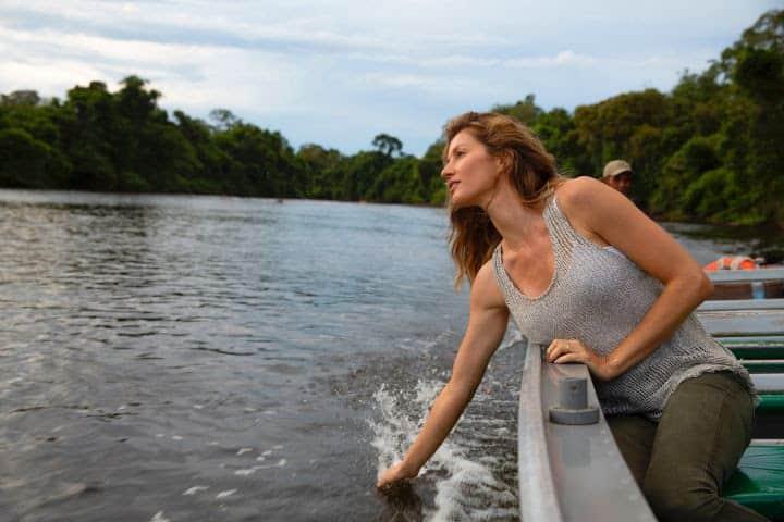 Natura Ekos e Gisele Bündchen se unem pela causa Amazônia Viva e pela beleza consciente
